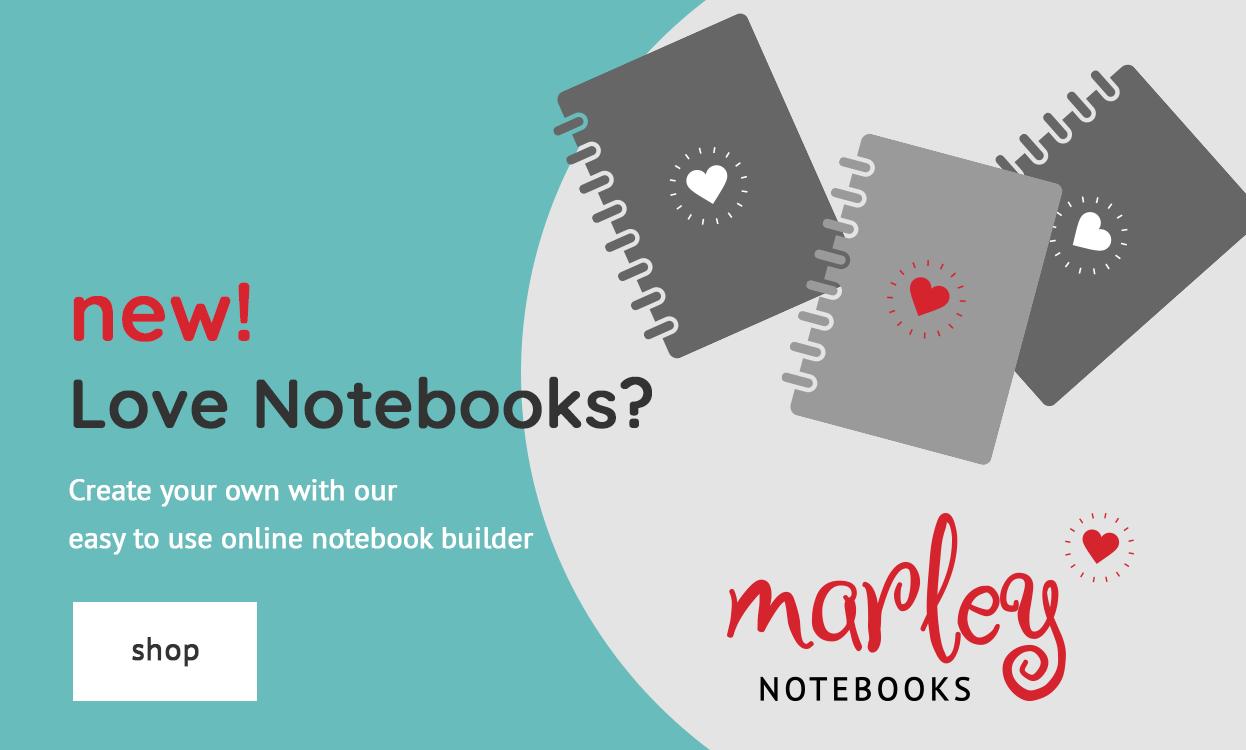 Marley Notebooks